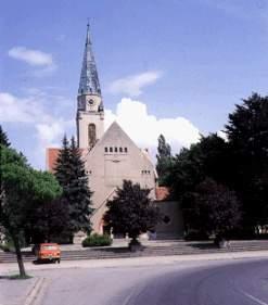 Zupnijska cerkev sv. Nikolaja s Slomskove ulice