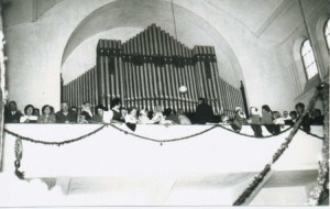 Stare soboske orgle