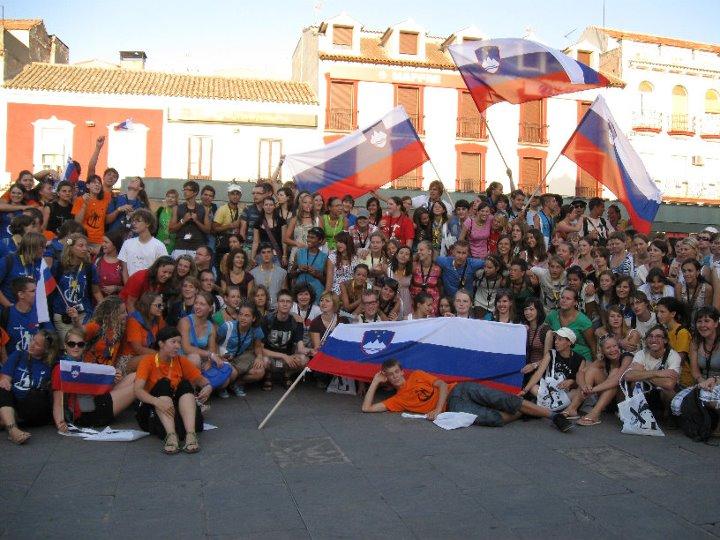 Mladi v Madridu